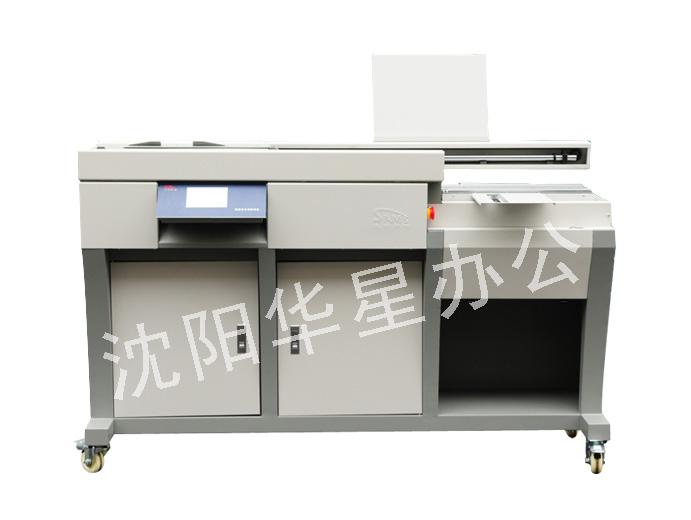 BM500数控全自动胶装机