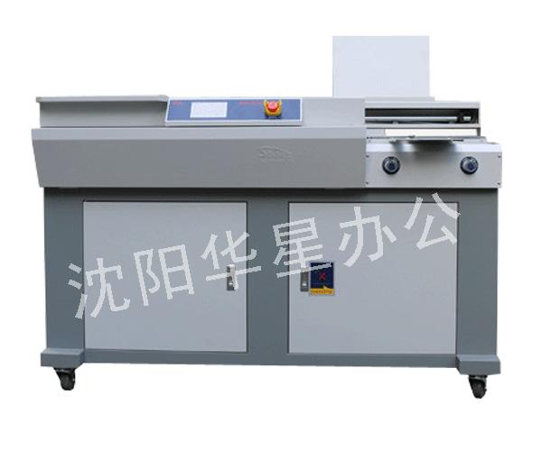BM600 全自动双膜胶装机