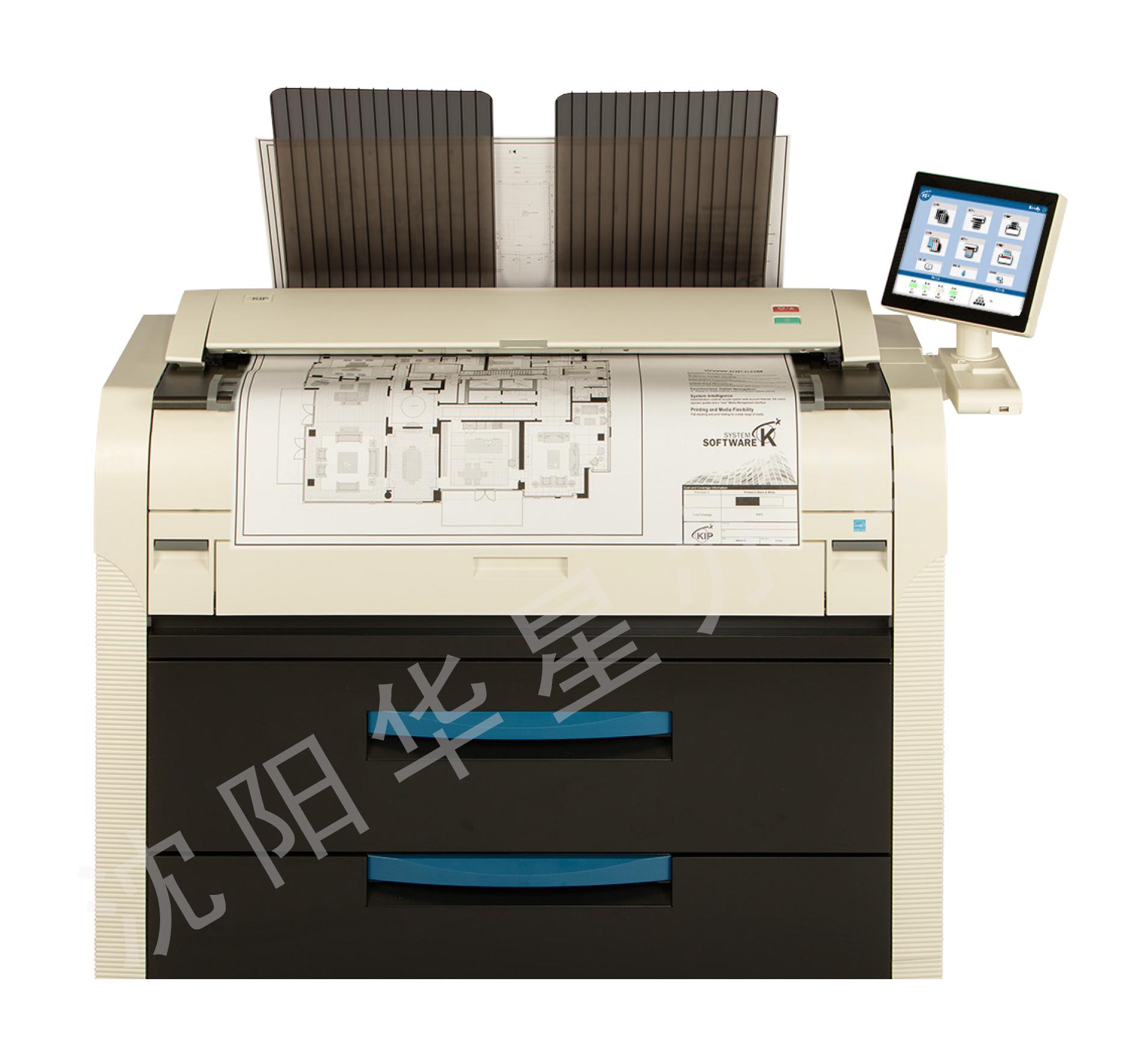 KIP7570激光蓝图机